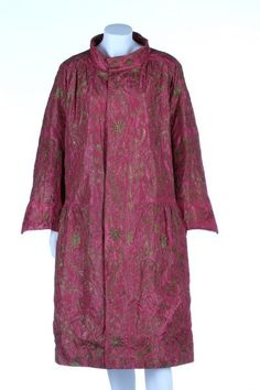 Coat Coco Chanel, 1925-1926 Kerry Taylor Auctions