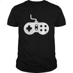 Old School Video Game Controller - #graphic hoodies #awesome hoodies. SIMILAR ITEMS => https://www.sunfrog.com/Gamer/Old-School-Video-Game-Controller-Black-Guys.html?60505
