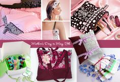 May 13th is Mother's Day: TWENTY  Sew4Mom ideas.