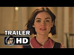 What's Lucy Hale doing post-PLL? Starring in a CW show about a terminal cancer patient who finds out she's gonna live <3!!!!!!!!!  LIFE SENTENCE Official Trailer (2017) Lucy Hale Drama Series (HD) - YouTube