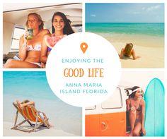 Explore Florida's Gulf Coast Islands - Explore Florida's Gulf Coast Islands Anna Maria Island, Bondi Beach, Salt And Water, The Locals, Life Is Good, Coast, Florida, Good Things, Explore