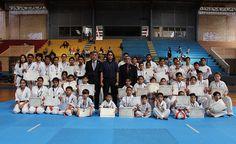 Honduras: Concurrida asistencia al open de karate Shinkyokushin
