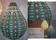 Blime: A DIY Parametric Light Feature by formatters