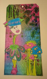 Dylan's Blog: Hot new Distress colours....#seasonal #distressinks