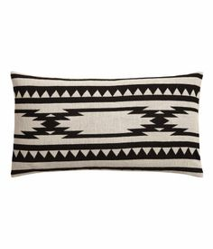 cool Navajo pillow - not quite the commitment of a rug