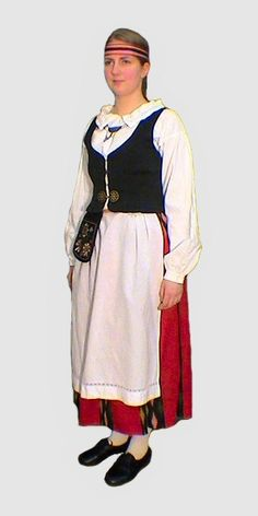 Jalasjärvi, Finland Folk Costume, Costumes, Native Country, 7 Continents, Folklore, Finland, Evolution, Scandinavian, Villa