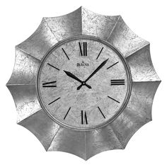 Bulova Nouveau 30-in. Wall Clock | from hayneedle.com