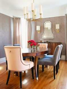 Eclectic | Dining Rooms | Adam Zollinger : Designers' Portfolio : HGTV - Home & Garden Television