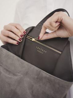 Tsatsas handbags - sophisticated design from Frankfurt | Leatherbagstage