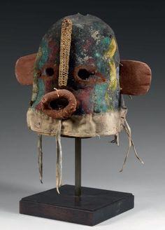 Masque de Kachina HEHEYA HOPI, Arizona, USA Circa 1900