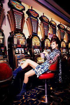 Rianne Ten Haken by Ellen von Unwerth for Madame Figaro, December 2014 ~ Miu Miu Ellen Von Unwerth, Fashion Shoot, Editorial Fashion, Fashion Models, Fashion Fashion, Casino Dress, Casino Outfit, Casino Royale, Cover Design