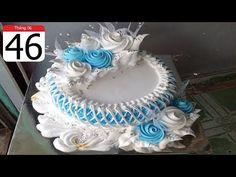 BANH KEM DON GIAN SANG TRONG DEP ( 46 ) SIMPLE NICE CAKE ( 46 ) - YouTube