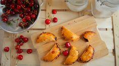 Egykezes cseresznyés pite - Street kitchen