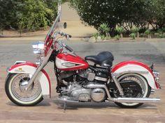 Harley-Davidson 1970 Harley Davidson 74ci. Electra Glide