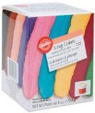 Wilton 601-5580 1/2-Ounce Certified-Kosher Icing Colors, Set of 12 - http://southafricanexperience.com/wilton-601-5580-12-ounce-certified-kosher-icing-colors-set-of-12/