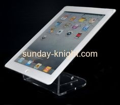 Acrylic manufacturers customize high quality desk riser ipad holder with competitive price and best service, welcome to contact us! Desk Riser, Ipad Holder, Monitor Stand, Acrylic Display, Laptop Stand, Digital, Products, Ipad Holders, Gadget
