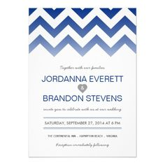ReviewNavy Blue Chevron Ombre Wedding InvitationsWe provide you all shopping site and all informations in our go to store link. You will see low prices on
