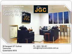 John Gray Constructions, being a fully licensed and insured builder we undertake residential and commercial projects of all sizes.  Using our innovative ideas and workmanship, we deliver your building project on time and budget. Prior to hiring our building contractors, you have a look on our work portfolio.
