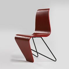 Andre Bloc, Bellevue Chair, 1951.