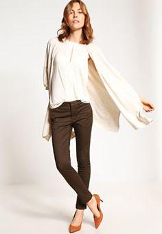 Polo Ralph Lauren BROOKE - Pantalón chino - hunter olive - Zalando.es