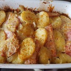 Slimming Syn Free Bacon, Onion and Potato Bake Slimming World Tips, Slimming World Dinners, Slimming World Recipes Syn Free, Slimming Eats, Slimming Word, Skinny Recipes, Healthy Recipes, Free Recipes, Tasty Snacks