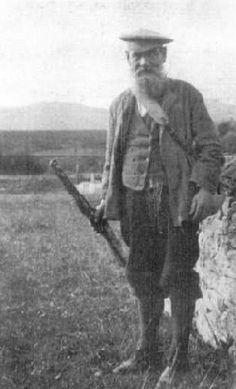 Alexander MacLeod Alex Lived His Life In Coigach And Shows Up Most Of The Century Censuses Starting