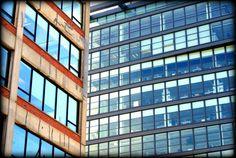 New York - Architecture High Line Feb 2015