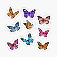 Stickers Kawaii, Preppy Stickers, Cute Laptop Stickers, Bubble Stickers, Homemade Stickers, Diy Stickers, Printable Stickers, Journal Stickers, Scrapbook Stickers