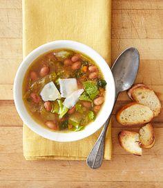 Tuscan Pinto Bean Soup