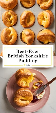 How to Make Yorkshire Pudding Just Like the British Do How to Make Easy, Classic Yorkshire Pudding How To Make Yorkshire Pudding, Yorkshire Pudding Recipes, Yorkshire Pudding Sweet, Yorkshire Pudding Breakfast, English Food, English Recipes, British Recipes, British Dishes, British Desserts