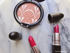 FARFROMPERFECTIONXO | A Beauty, Fashion & Lifestyle Blog: MAC x PHILIP TREACY COLLECTION 2015