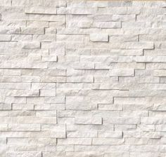 Faux Stone Walls, Stone Accent Walls, Marble Wall, Wall Tiles, Tile Mosaics, Honed Marble, Build A Fireplace, Restaurant Exterior, Arquitetura