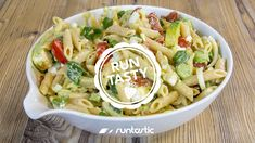 Creamy Avocado Pasta Salad for Your Next Lunch