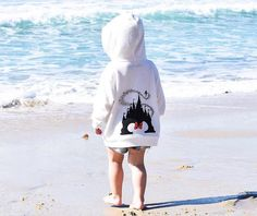 Minnie Mouse Shirt Zip Up Hoodie Toddler Baby by ShopLittlePigs