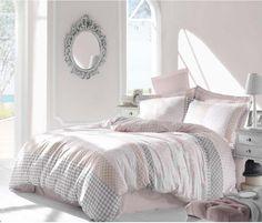Holey Quilt obliečky Bavlna Deluxe  Monika pink 140x200, 70x90cm