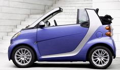 This would be the perfect Smart Car for me to drive to and from work!