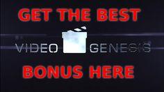 Best Video Genesis Bonus to Complement Video Genesis Program