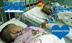 #HOPEmatters Conjoined twin baby girls successfully separated at Shanghai Children's Medical Center. See how HOPE helped! http://bit.ly/X1LSta