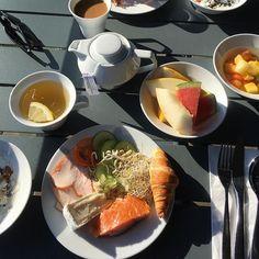 Fantastic super breakfast enjoyed by IG @soldatensfru  #superbreakfast #food #foodporn #breakfast #radissonblu #riverside #gothenburg #sweden