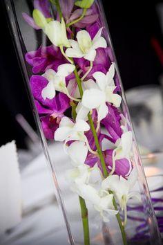 pretty #weddings #wedding floral decor #hawaii princess brides