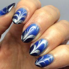 Instagram photo by majsran #nail #nails #nailart
