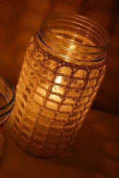 Candel light, makes the pulse of the room Danish Words, Magical Home, Candlemaking, Candels, Hygge, Candle Holders, Jar, Future House, Cosy