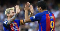 Liga Spanyol: Suarez Tak Mau Tiru Rambut Messi dan Neymar -  http://www.football5star.com/berita/liga-spanyol-suarez-tak-mau-tiru-rambut-messi-dan-neymar/87136/
