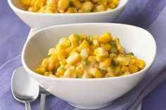 Direct quote from a review for this Healthy Living corn saute: I was asked over and over for my recipe! I was almost embarrassed to tell, it was too easy!