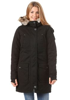 BENCH Womens Rascal Jacket black