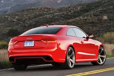 Audi Rs5, Bmw, Cutaway