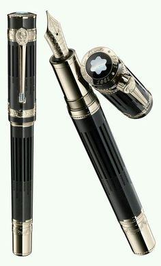 Mont Blanc Luxury pen