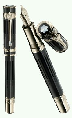 Mont Blanc Luxury pen