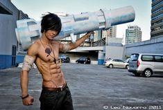 Fairy Tail - Gray cosplay