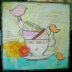 tea and birdies
